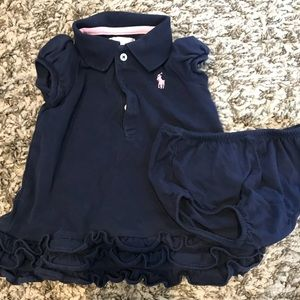 Ralph Lauren Dresses - Ralph Lauren baby dress